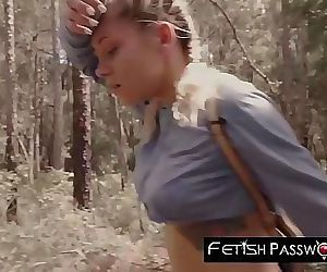Lost in woods 18yo Marsha May dicked before facial 8 min HD+