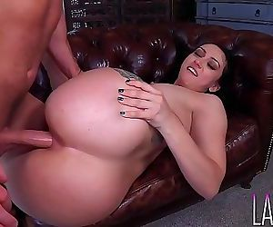 Anal Delinquent 2: Butt Slut for Daddy Mandy Muse -Laz..