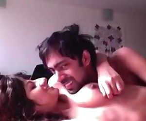 Nri indian couple having sex early morning (hindi talk)