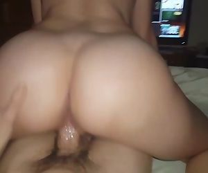 Hot Naughty Step Sister Loves Big Cock And Gets Bros Load..