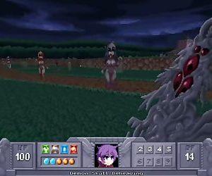Monster girl Quest 3D Mansion 1