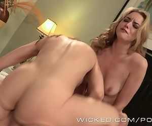 Wicked - Late night hotel threesome