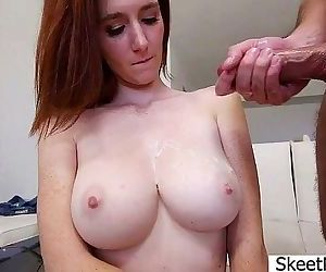 Big Titty Ginger Gets Pounded Dee Dee Lynn