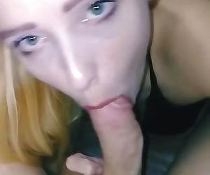 Teen Begs for DeepThroat and Always Swallows
