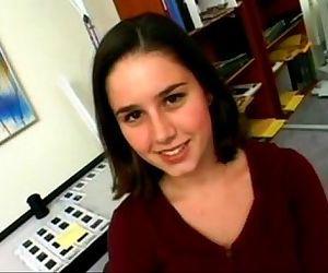 18 year old Kacey Kox Initiation - 6 min