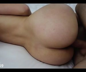 My first come in mouth in hotel room [Part 2]
