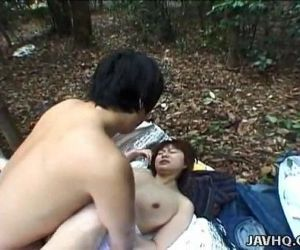 Fucking an Asian whore on an alluminum foil - 7 min