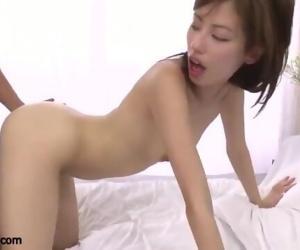 Intimate Japanese Couple Uncensored