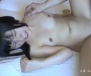 【個人撮影】彼氏持ちの美少女..