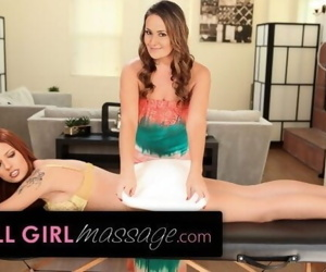 AllGirlMassage Daughter-in-Law lets MILF Use Her for..