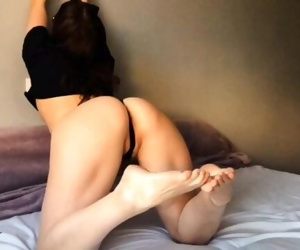 Passionate Evening Sex And Creampie With Amateur Teen Babe..