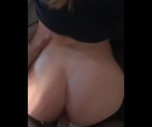 Fucking on the Couch after Work