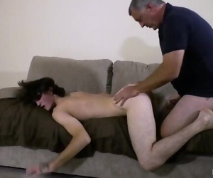 Teen Skater Tricked by Older Creep and Gets Fucked..