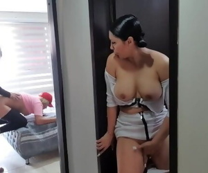 My Step Sister Fucks my BF but Im not Mad Im so Fucking..