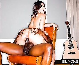 BLACKEDRAW Teen Sneaks Out For Some Late Night BBC 13 min HD+