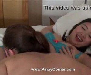 Homemade Lesbian fucking hot - www.PinayCorner.com - 1 min 14 sec