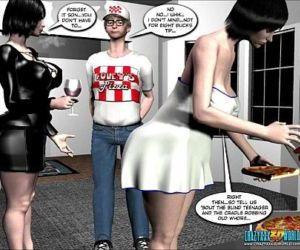 3D Comic: Raymond 2 - 6 min