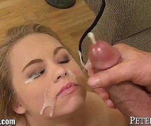 PeterNorth Tiny Teen Suck and FuckHD
