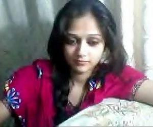 Indian amateur teen shows off on cam - xxxcamgirls.net - 13 min
