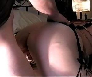 Horny Hooker Drilled Doggy Style - 3 min