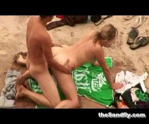 theSandfly Vacation Sexploits! - 7 min