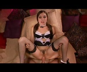 Sasha Grey Maid POV