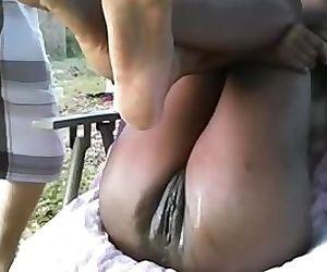 White Guy Eating Black Pussy Til Nice Orgasm