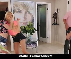 DaughterSwap - Swapped and Fucked..