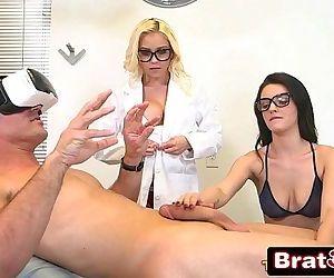 2 Teen Nurses..
