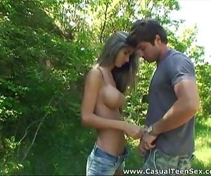 Casual Teen SexAnimal xvideos..