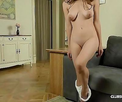 Busty Teen Fucks Her Brains Out 6..