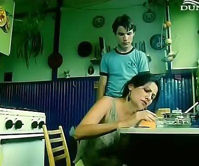 Drunk Mom Seduced..