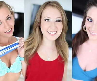 BROOKE BLISS, BELLA SKYE & NORAH..
