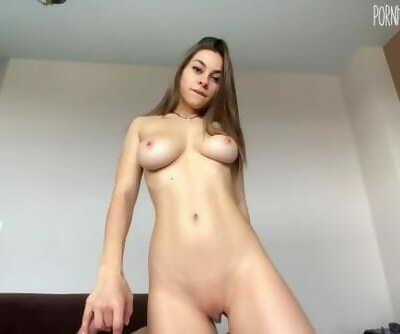 Sexy Girl Smoke Cigarette on..