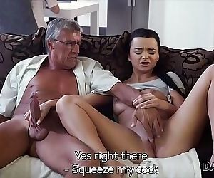 DADDY4K. What would you prefercomputer or your girlfriend 7 min HD