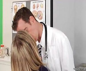 The Doctor Lick And Fuck My PussyHD