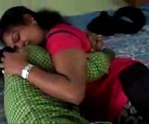 Telugu Indian Teacher Scorching Romance With Youthful Studentsromance - 4 min
