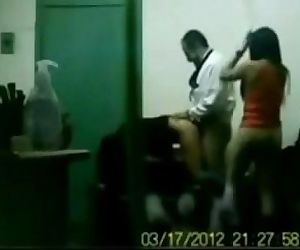 indian chief fucking his office girls in gang-bang in cabin - 11 min