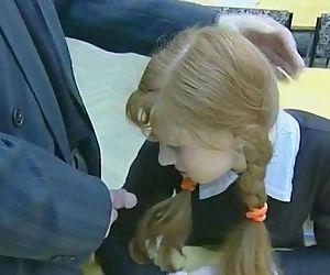 Russian Schoolgirl - 9 min