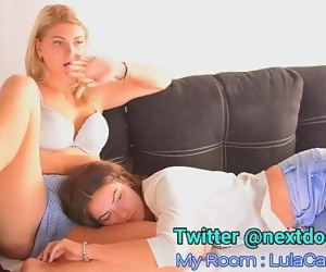 two handsome lesbians licking eachother lulacum69 chaturbate part.2 48 min 720p