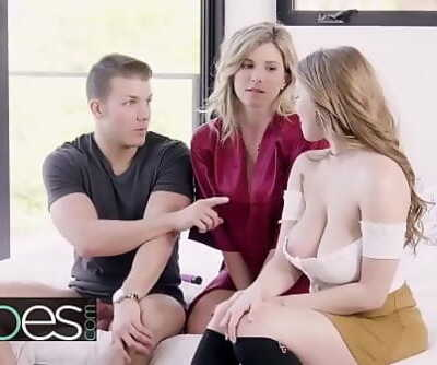 (Lena Paul, Cory Chase, Codey Steele)Boy Dont Kill My VibeBABES 11 min