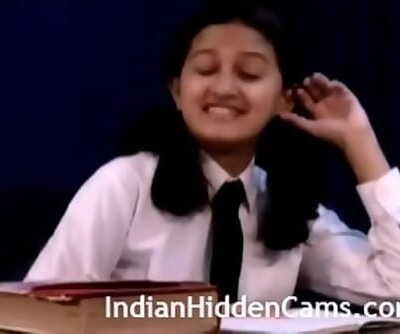 Indian College Woman Sanjana Homemade Flashing Porno Movie 10 min