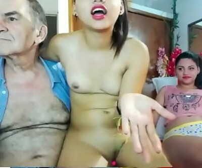 viejo follad una jovensita 22 min