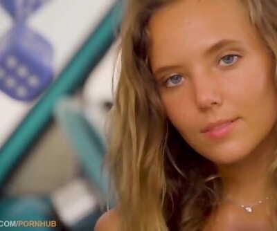 Katya Clover in Total Throttle - PlayboyPlus