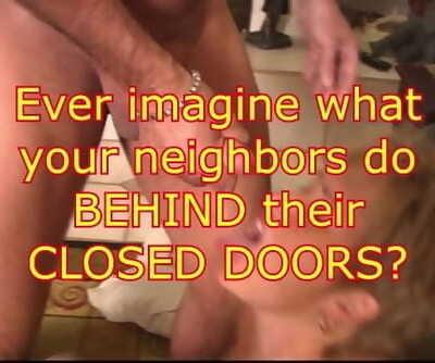 Are YOUR Neighbors Ultra-kinky