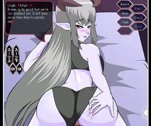 Порно Аниме Про Демонов